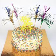 'Kleine verjaardag' taartpakket, fig. 1