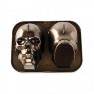 Skull cake pan - Nordic Ware, fig. 1