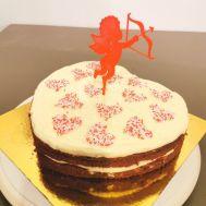 Valentijnsdag taartpakket, fig. 1