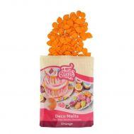 Deco Melts Oranje 250 gr - FunCakes, fig. 1