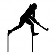 Taarttopper - Hockeyster, fig. 1