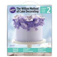 Wilton Cursus 2 | 'Flowers & Cake Design' | 4 avonden (start ma 25-10-2021), fig. 1