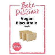 Mix voor Vegan biscuit 495 gr - Bake Delicious, fig. 2