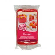 Marsepein rood 1:4 (passion red) 250 gr - FunCakes, fig. 1