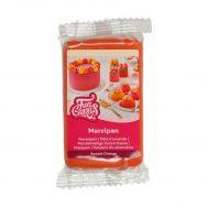 Marsepein oranje 1:4 (sunset orange) 250 gr - FunCakes, fig. 1