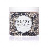 Sprinkles Black pearl 90 gr - Happy Sprinkles, fig. 2