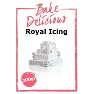 Mix voor Royal icing 200 gr - Bake Delicious, fig. 2