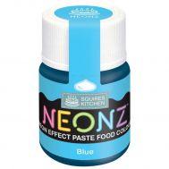 Kleurpasta neon blauw - Squires Kitchen, fig. 2
