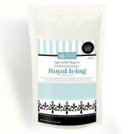 Mix voor royal icing 500 gr - Zwart, fig. 1