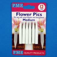PME Flower Pics Medium pk/12, fig. 1