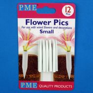 Flower Pics Small 12 st - PME, fig. 1