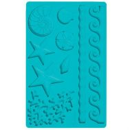 Sea life fondant & gum paste mold - Wilton, fig. 1