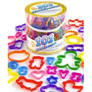 101 Cookie Cutter Set, fig. 1
