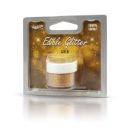 Eetbare glitter goud - Rainbow dust, fig. 1