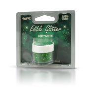 Eetbare glitter kerstgroen - Rainbow dust, fig. 1