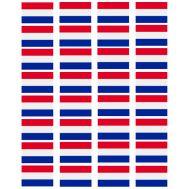 WK Vlaggen op Icing sheet Nederland, fig. 1