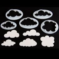 Wolken uitsteker set/5 - FMM, fig. 1