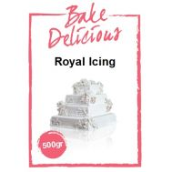 Mix Voor Royal Icing 500 Gr. - Bake Delicious, fig. 1