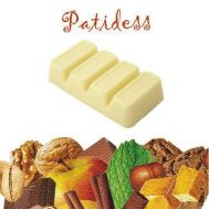 Patidess smaakstof Witte Chocolade 100 gr, fig. 1