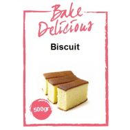 Mix voor Biscuit 500 gr - Bake Delicious, fig. 1