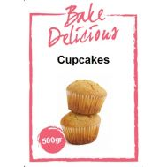 Mix Voor Cupcakes 500 gr. - Bake Delicious, fig. 1