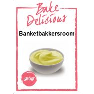 Mix voor Banketbakkersroom 500 gr - Bake Delicious, fig. 1