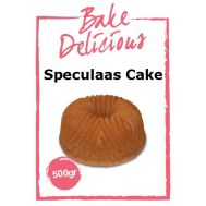 Mix voor Speculaas cake 500 gr - Bake Delicious, fig. 1