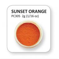 Colour Powder - Sunset Orange, fig. 1