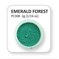 Kleurpoeder Emerald Forest, fig. 1