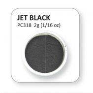 Kleurpoeder Jet Black, fig. 1