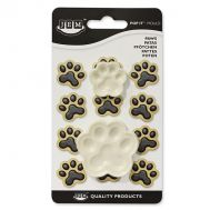 Easy Pops Plastic Mold - Paws /Set 2, fig. 1