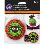 Cupcake Combo Pack - Jack N Gouls Spider, fig. 2