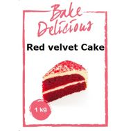 Mix voor Red velvet cake 1 kg - Bake Delicious, fig. 1