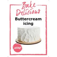 Mix voor Buttercream icing 450 gr - Bake Delicious, fig. 1