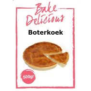 Mix voor Boterkoek 500 gr - Bake Delicious, fig. 1