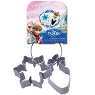 Metalen Koekjes Uitstekers Frozen set/2, fig. 1