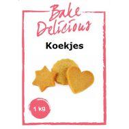 Mix voor Koekjes 1 kg - Bake Delicious, fig. 1