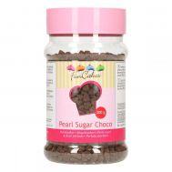 Parelsuiker chocolade 200 gr - FunCakes, fig. 1