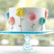 Wilton Cursus 1 | 'Building Buttercream Skills' | 4 avonden (start woe 09/01/2019), fig. 1