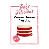 Mix voor Cream cheese frosting 250 gr - Bake Delicious, fig. 1