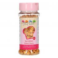 Suikersterretjes goud - 60 gr, fig. 1