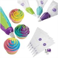 Color Swirl - Drie Kleuren Coupler Decorating Set/9, fig. 2