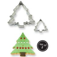 Cookie Cutter Christmas Tree set/2, fig. 1
