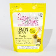 Suikerbakkerspoeder smaak Lemon drizzle 500 gr - Sugar and Crumbs, fig. 1