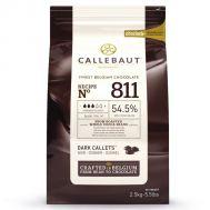 Chocolade callets puur 2,5 kg - Callebaut, fig. 1