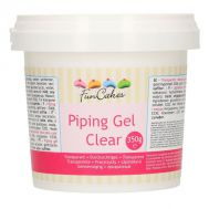 Piping gel 350 gr - Funcakes, fig. 1