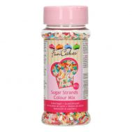 Sugar Strands -Colour Mix- 80g, fig. 2