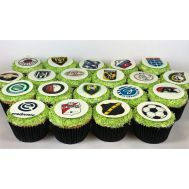 Traktatiepakket - Eredivisie cupcakes, fig. 1