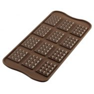 Chocolade mold tablet 12 - Sillikomart, fig. 1