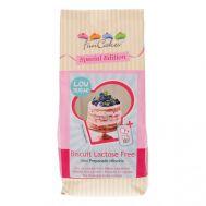 Mix voor Biscuit - lactose vrij/minder suiker 500 gr - FunCakes, fig. 1